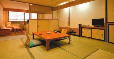 ryokan park hotels room