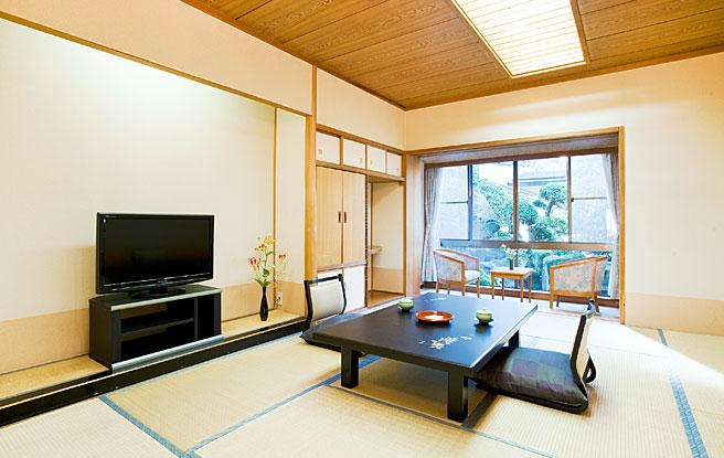 ryokan sekifu room